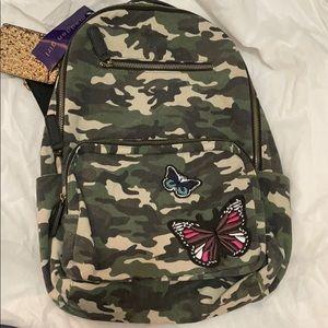 Madden Girl Camo Backpack